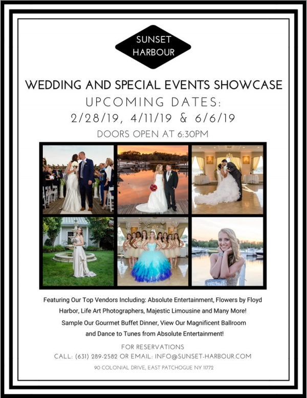 Wedding and Special Events Showcase 2019